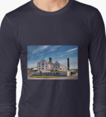 Islay: Lagavulin Long Sleeve T-Shirt
