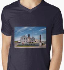 Islay: Lagavulin Men's V-Neck T-Shirt