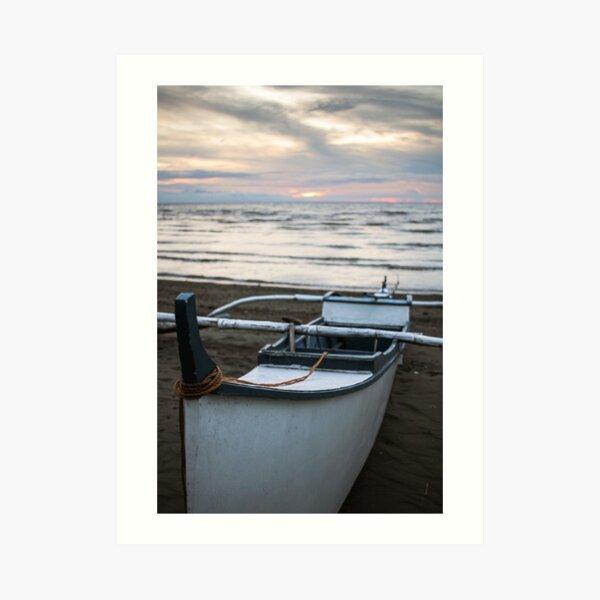shore IX Art Print
