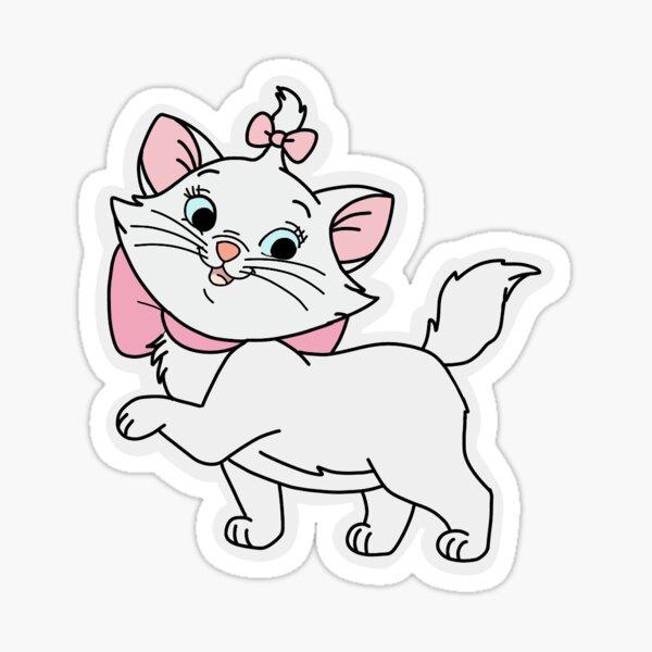 Marie, Aristochats Sticker