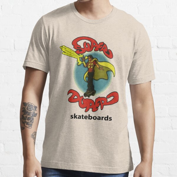 Super Duper Skateboards Essential T-Shirt