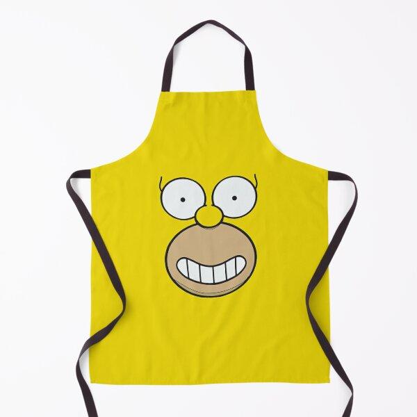Homer Background 2 Apron