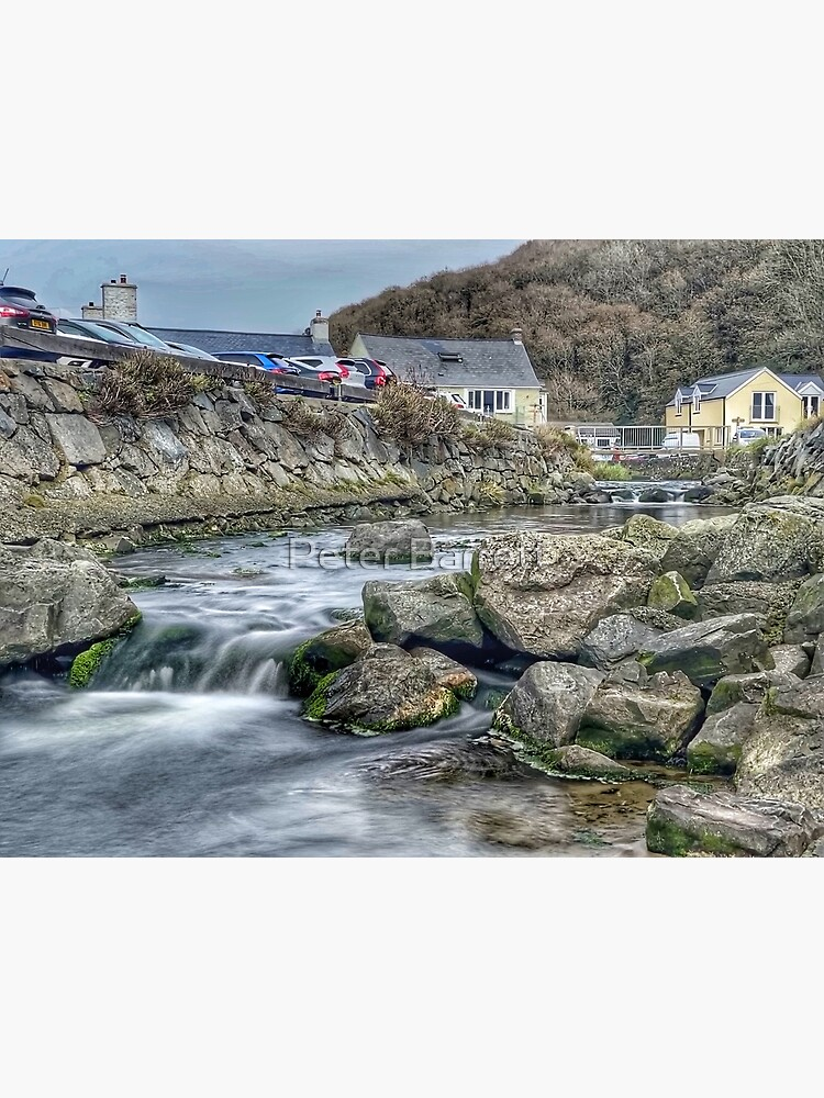 Coastal Stream long exposure 1 by hartrockets