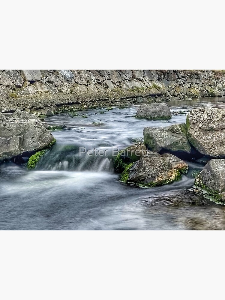 Coastal Stream long exposure 2 by hartrockets