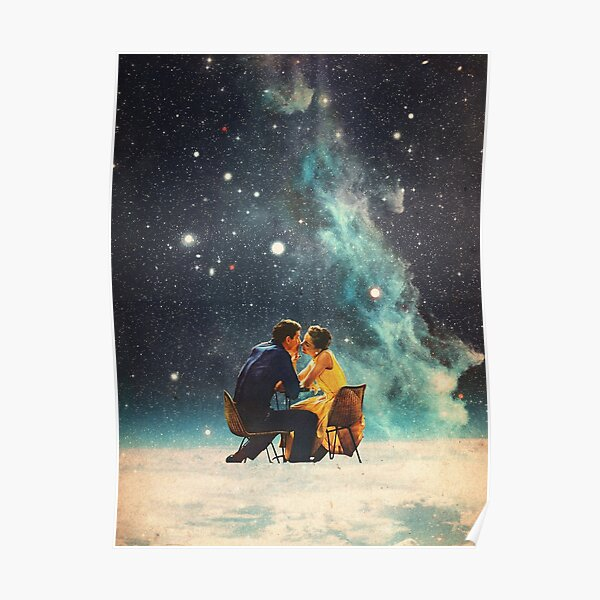 I'll Take you to the Stars for a second Date Poster