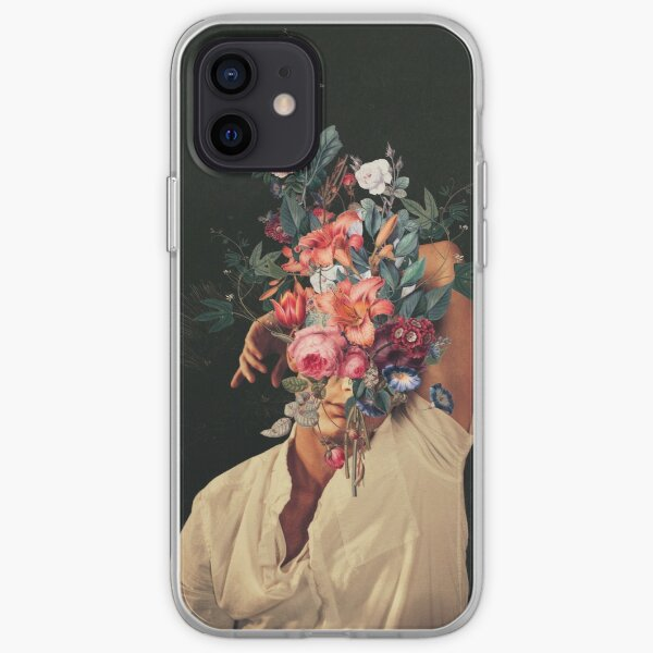 Roses Bloomed every time I Thought of You iPhone Soft Case