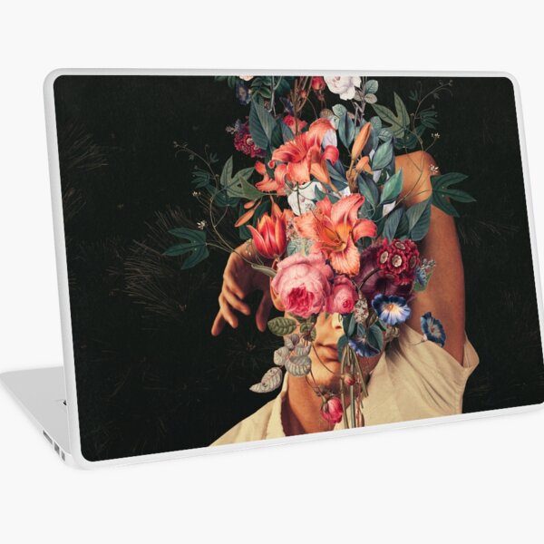 Roses Bloomed every time I Thought of You Laptop Skin