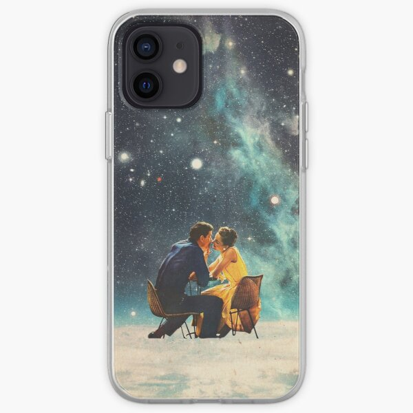 I'll Take you to the Stars for a second Date iPhone Soft Case