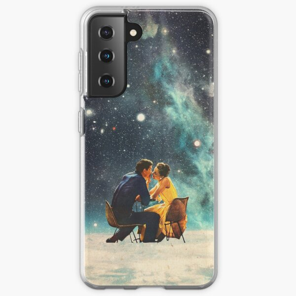 I'll Take you to the Stars for a second Date Samsung Galaxy Soft Case
