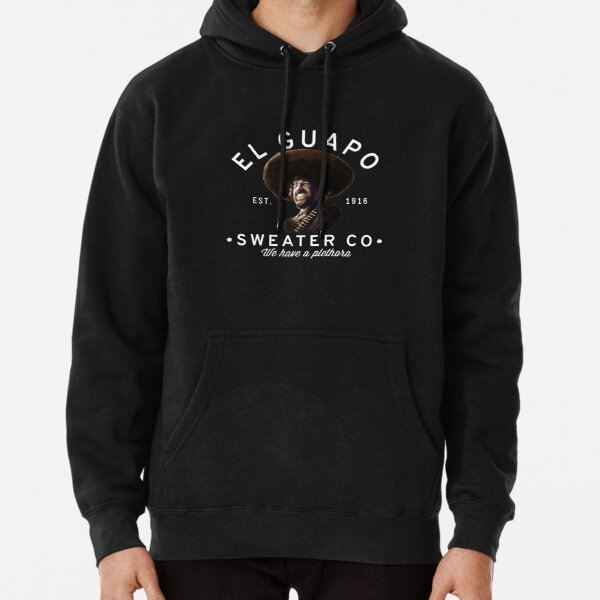 El Guapo Sweater Co. Pullover Hoodie