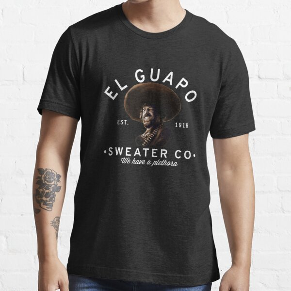 El Guapo Sweater Co. Essential T-Shirt