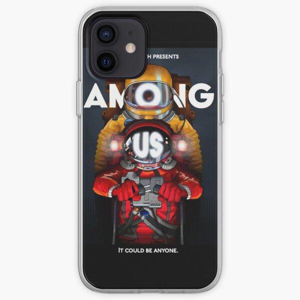 Among Us Game The Film Funda blanda para iPhone