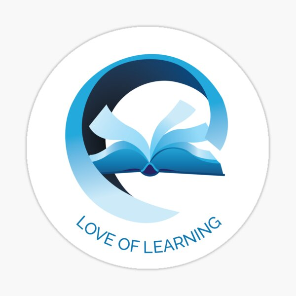 Love of Learning VIA Character Strength Sticker
