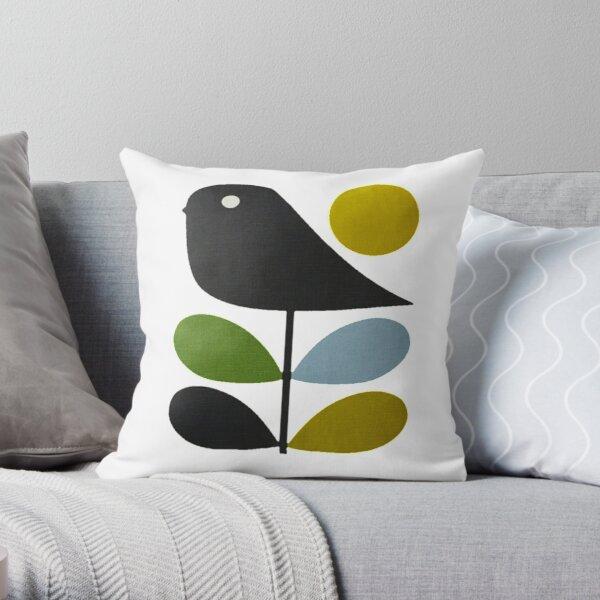 Orla kiely design 02 Throw Pillow