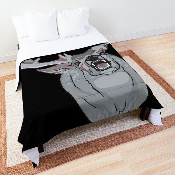 Demon Deer Comforter