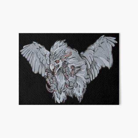Griffin Art Board Print