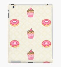 Cup Cakes and Donuts iPad Case/Skin
