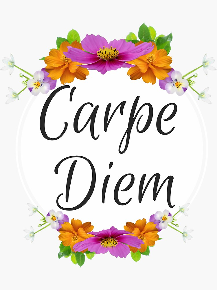 Carpe Diem by ds-4
