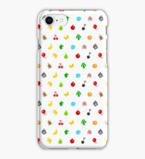 Animal Crossing Icons iPhone Case/Skin
