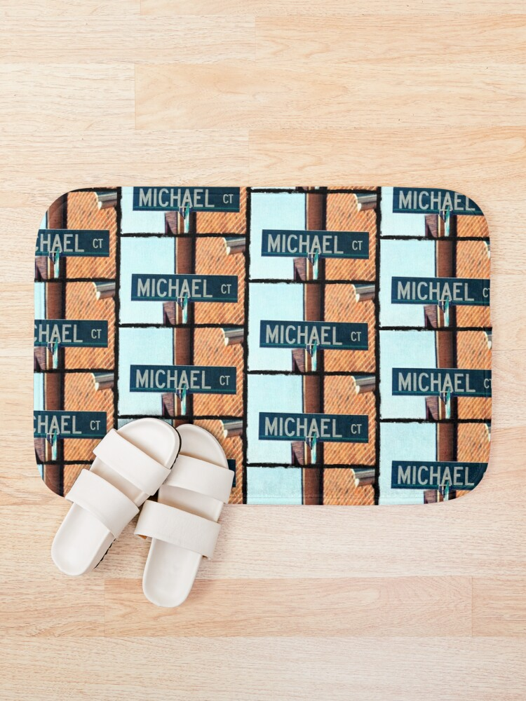 Alternate view of Michael  Bath Mat