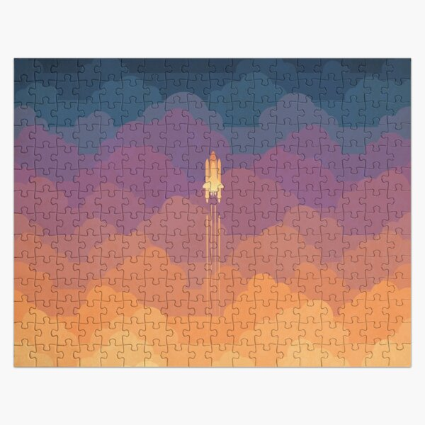 Clouds Jigsaw Puzzle