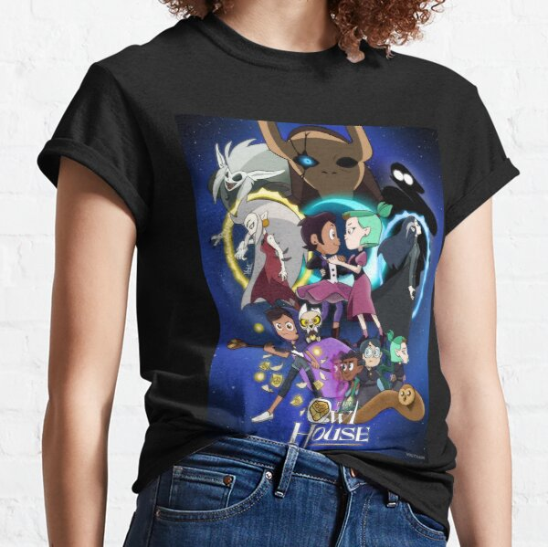 the owl house poster Camiseta clásica