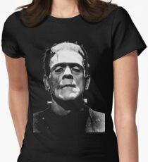 Monster Women's Fitted T-Shirt