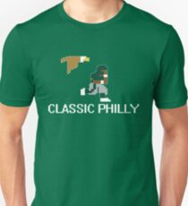 Classic Philly - 8 Bit Retro T-Shirt