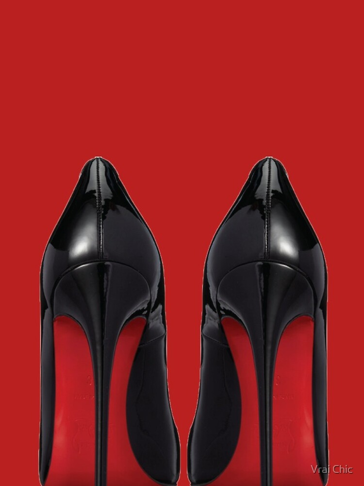Rote Sohle Heels - Designer / Mode / Trendy / Hipster Meme von vrai-chic