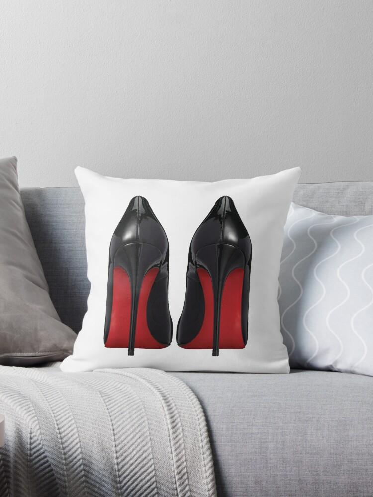 «Red Sole Heels - Diseñador / Moda / Moda / Inconformista Meme» de Vrai Chic