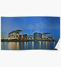 McLane Stadium at Baylor University Poster