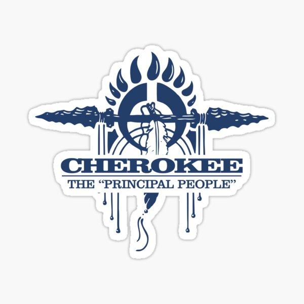 Cherokee (NA) Sticker
