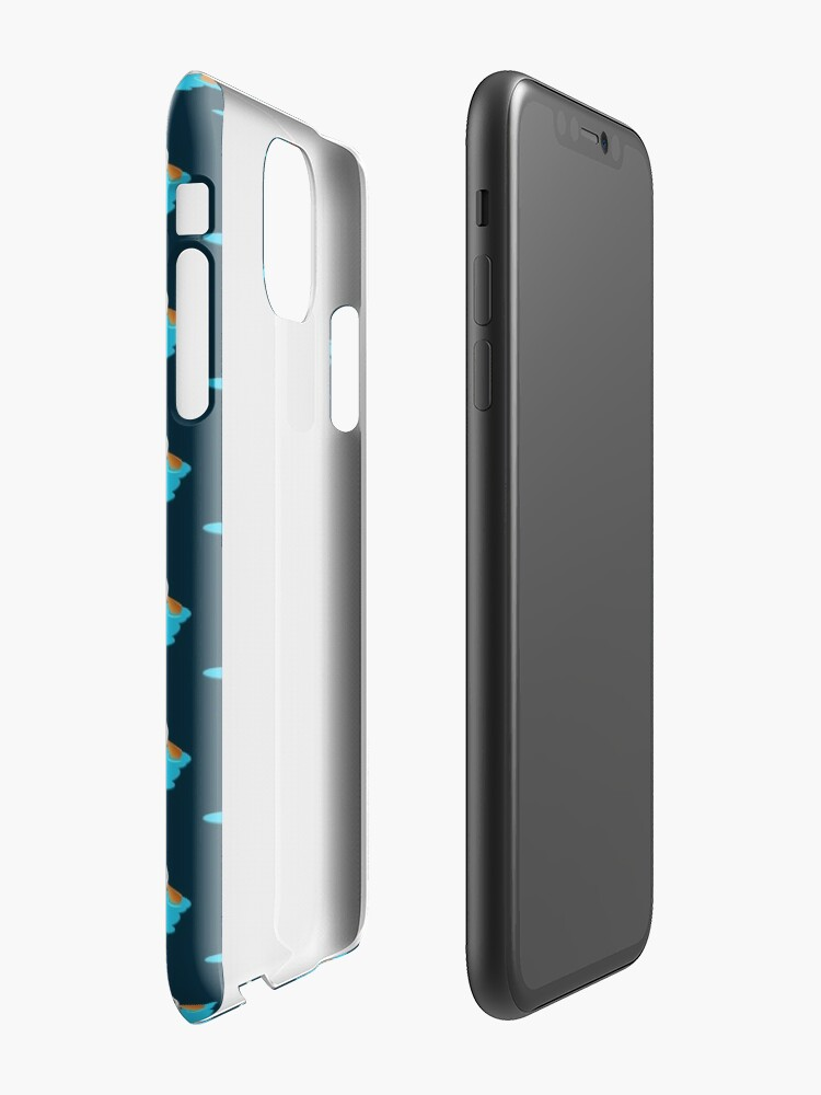Alternate view of Row Bot. iPhone Case & Cover
