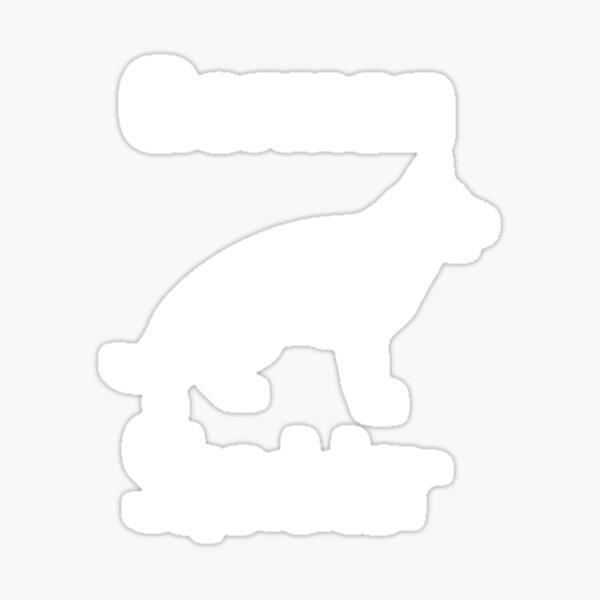 German Shedder Sticker