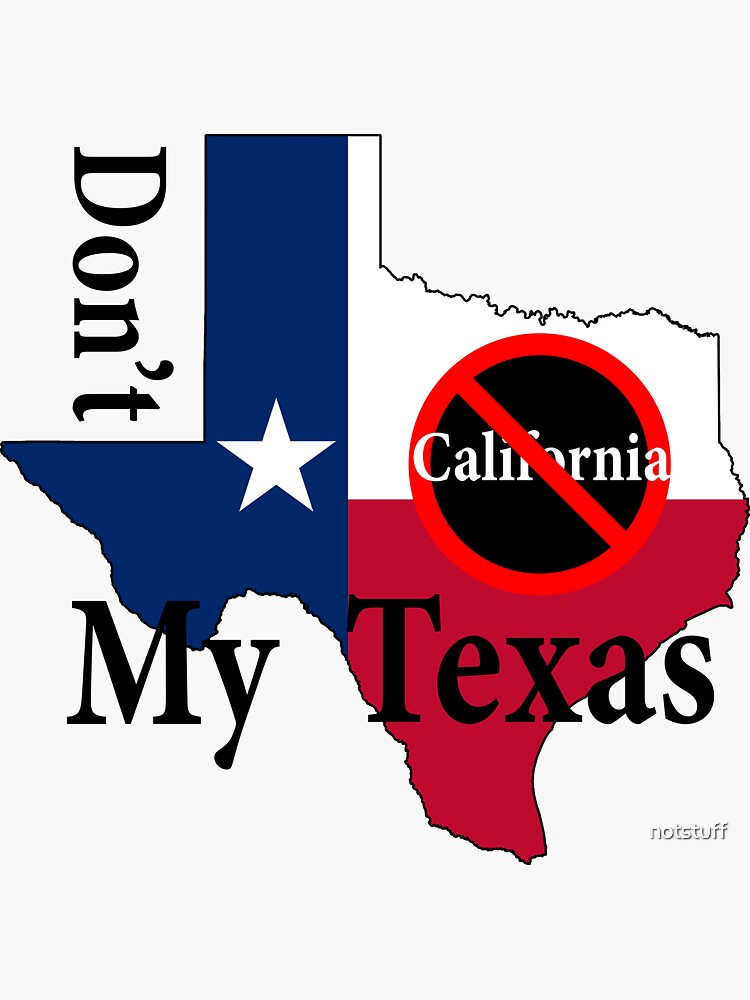 Don't California my Texas - Lone Star Love by notstuff