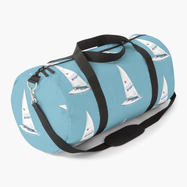 Laser Sailing Duffle Bag