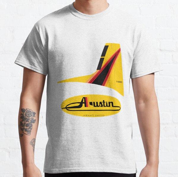 Austin Airways HS.748 fin graphic Classic T-Shirt