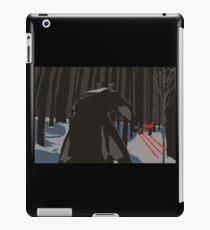 Wolver Ren iPad Case/Skin