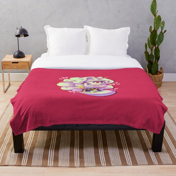 Chrystal cooperson Throw Blanket