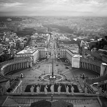 Roma by giuliomenna