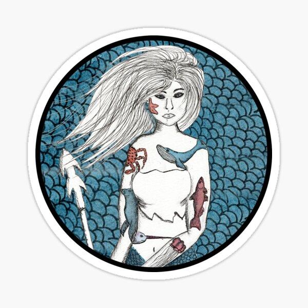 SEDNA Sticker