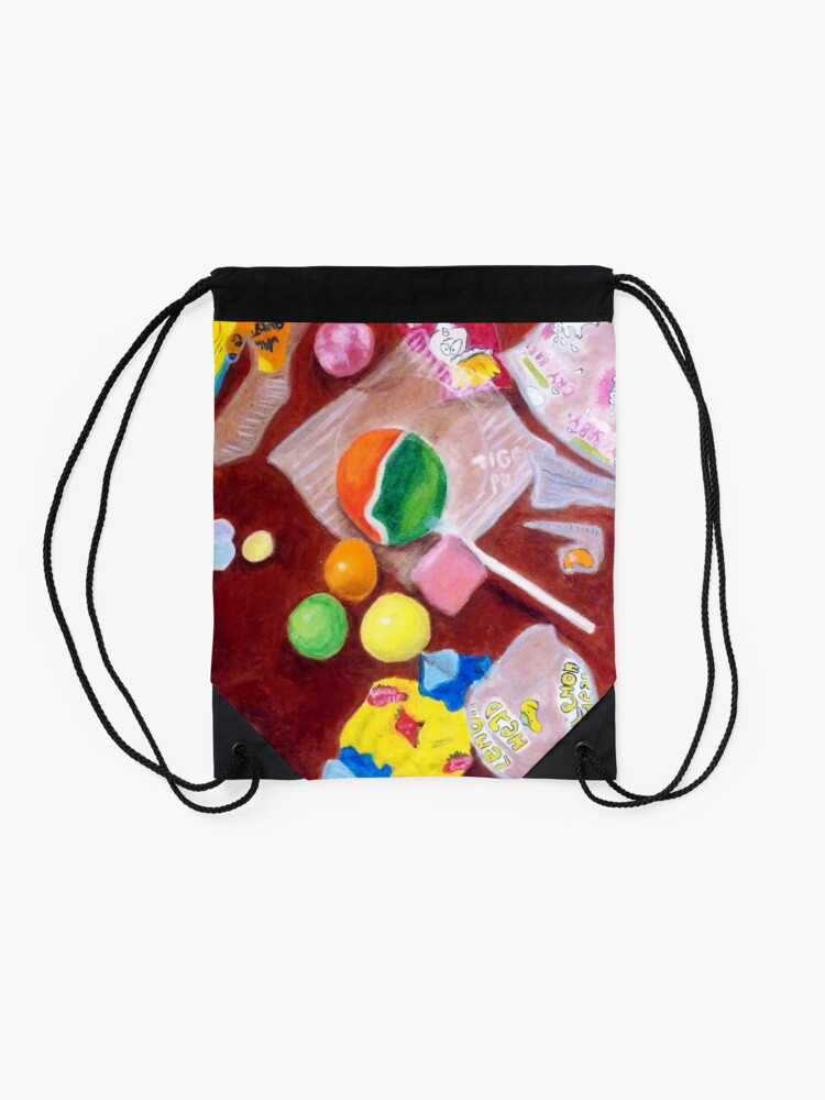 Vista alternativa de Mochila saco I Want Candy