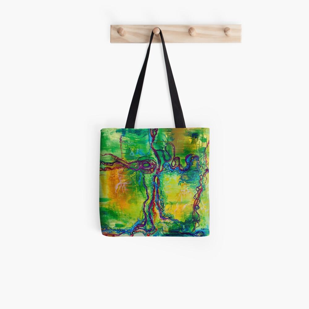 Keystone  - original oil on linen Tote Bag