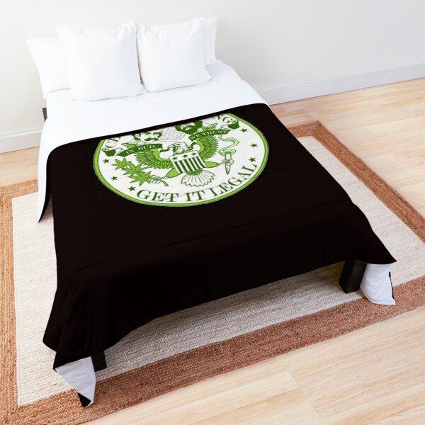 Cheech and Chong - Get it Legal! Comforter