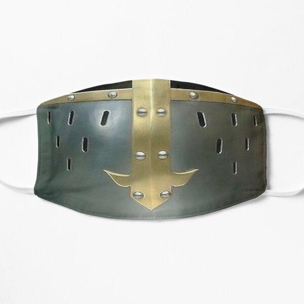 Knights Templar Face Sheild Mask Flat Mask
