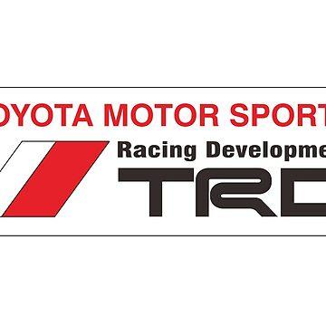 TRD logo by TWFU