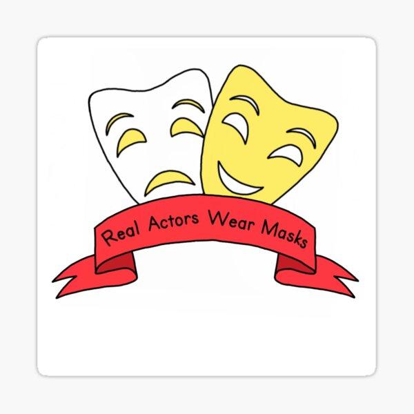 Wear Your Mask Sticker