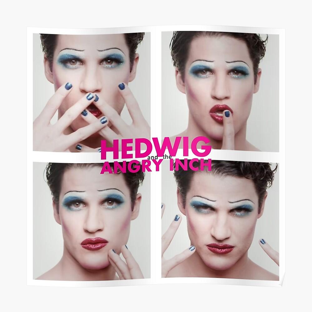 Darren Criss as Hedwig Poster