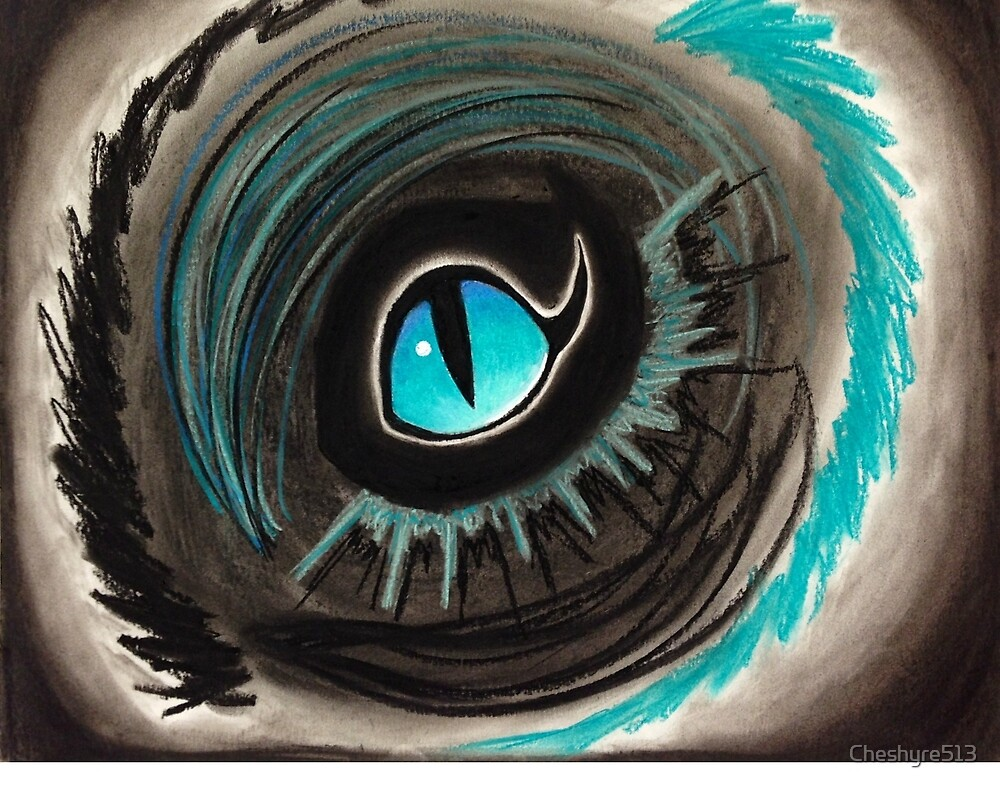 Eye of Cheshire by Cheshyre513