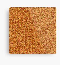 Mosaic Desing Metal Print